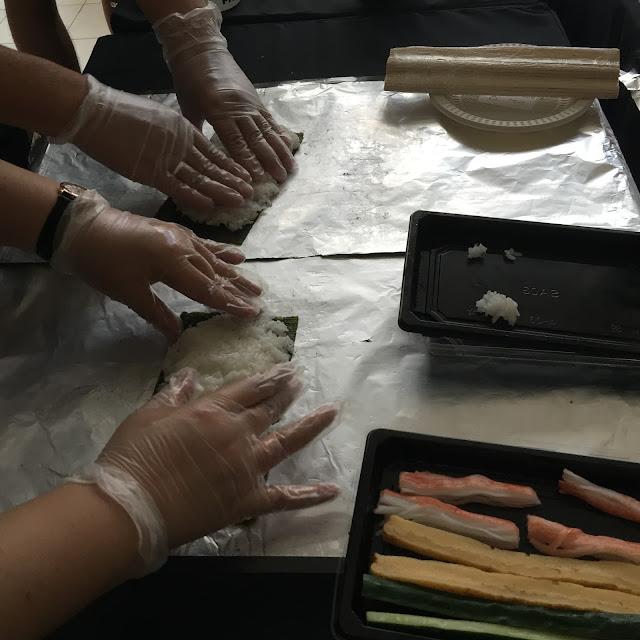 Kinsa sushi review