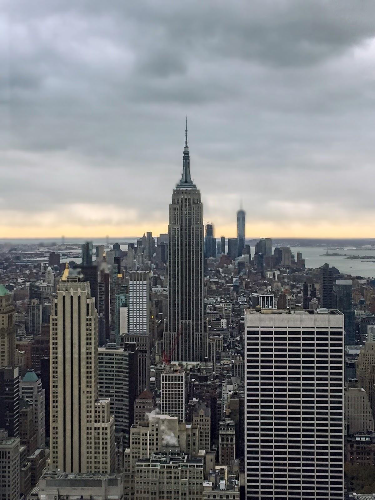 Empire State Building New York Gossip Girl