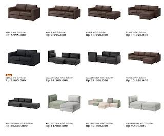 sofa ikea modular