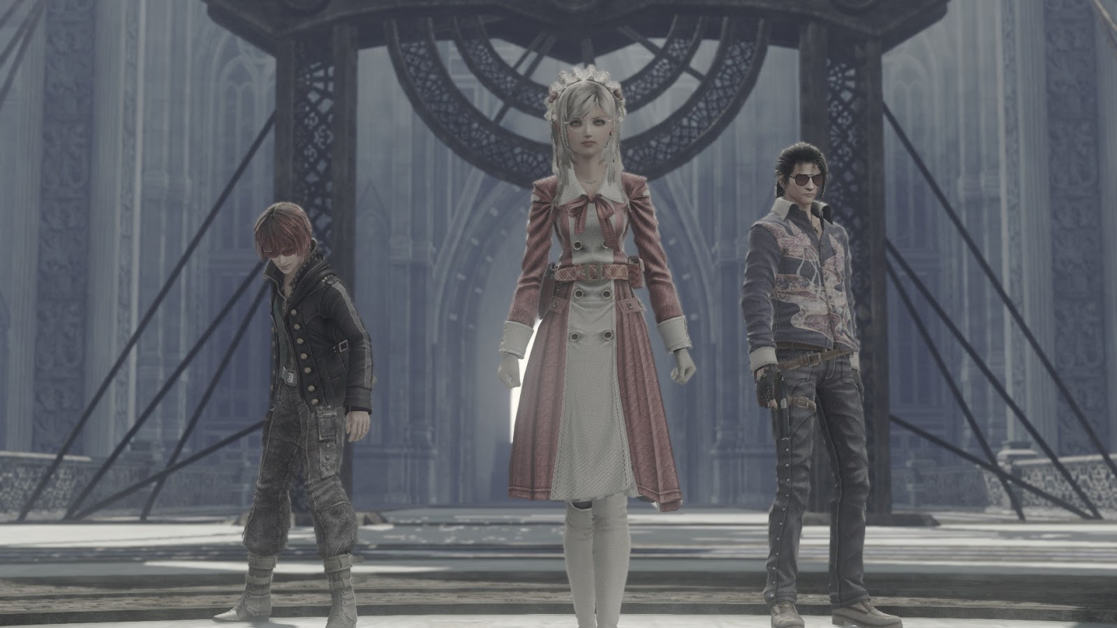 Resonance Of Fate End Of Eternity 4K HD Edition