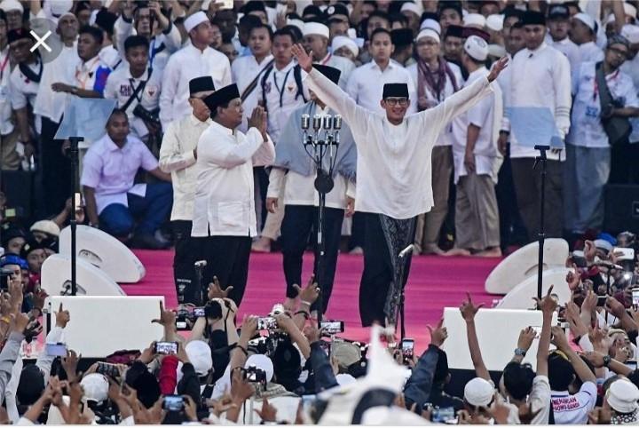 UBN Tegaskan Kedudukan Ulama Di Depan Prabowo