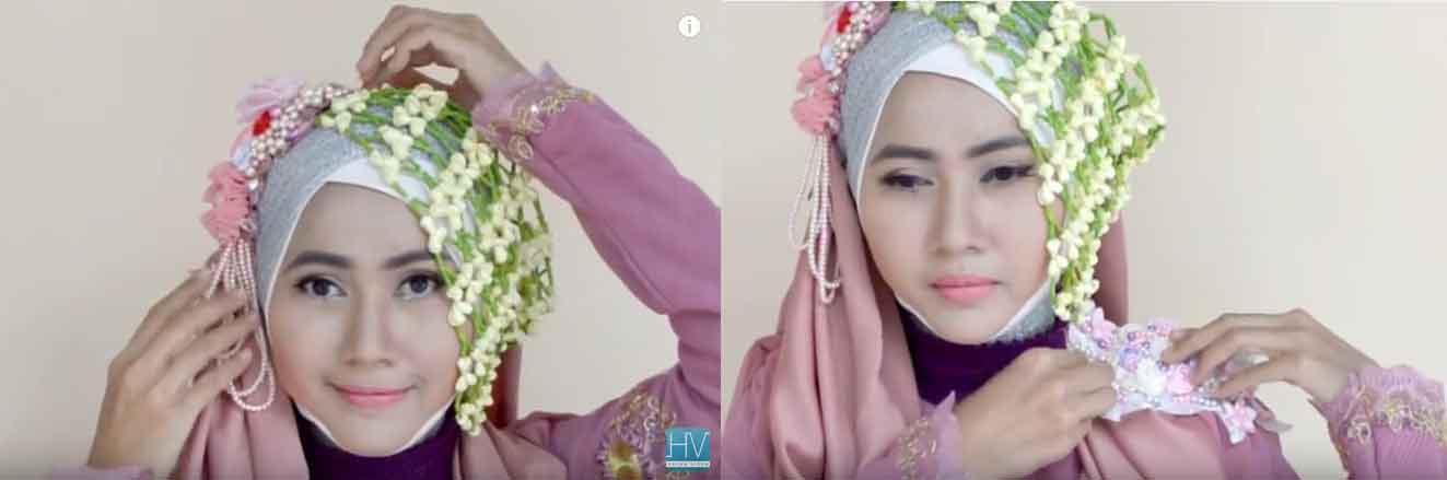 tutorial hijab pengantin5
