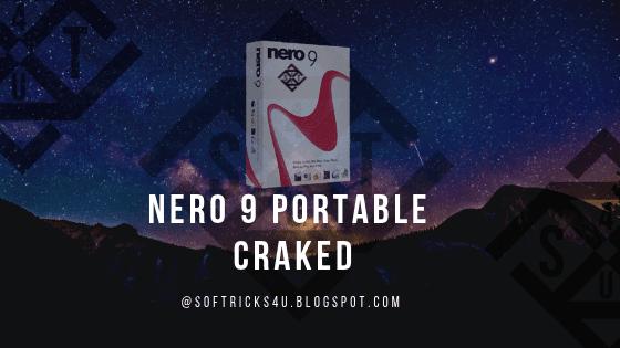 Nero 9 Portable Cracked
