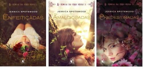 Mundo Da Ny Livros As Cronicas Das Irmas Bruxas Ii E Iii
