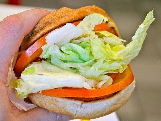 Wish Veggie Burger