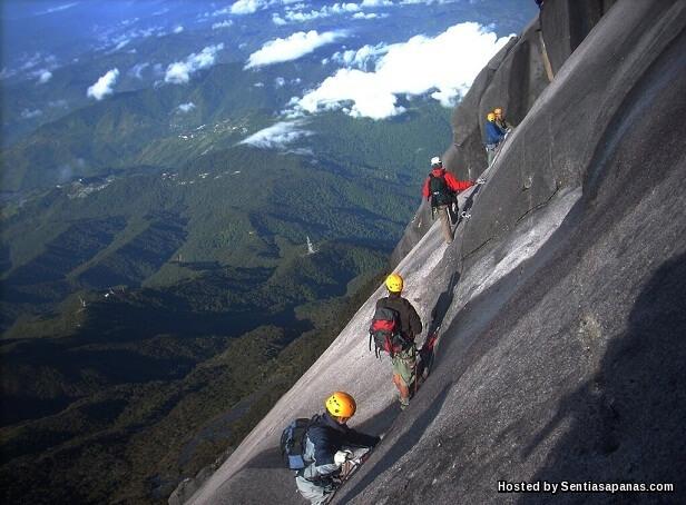 Via Ferrata Gunung Kinabalu