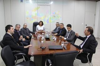 MPPB e TRE discutem extinção de zonas eleitorais na Paraíba