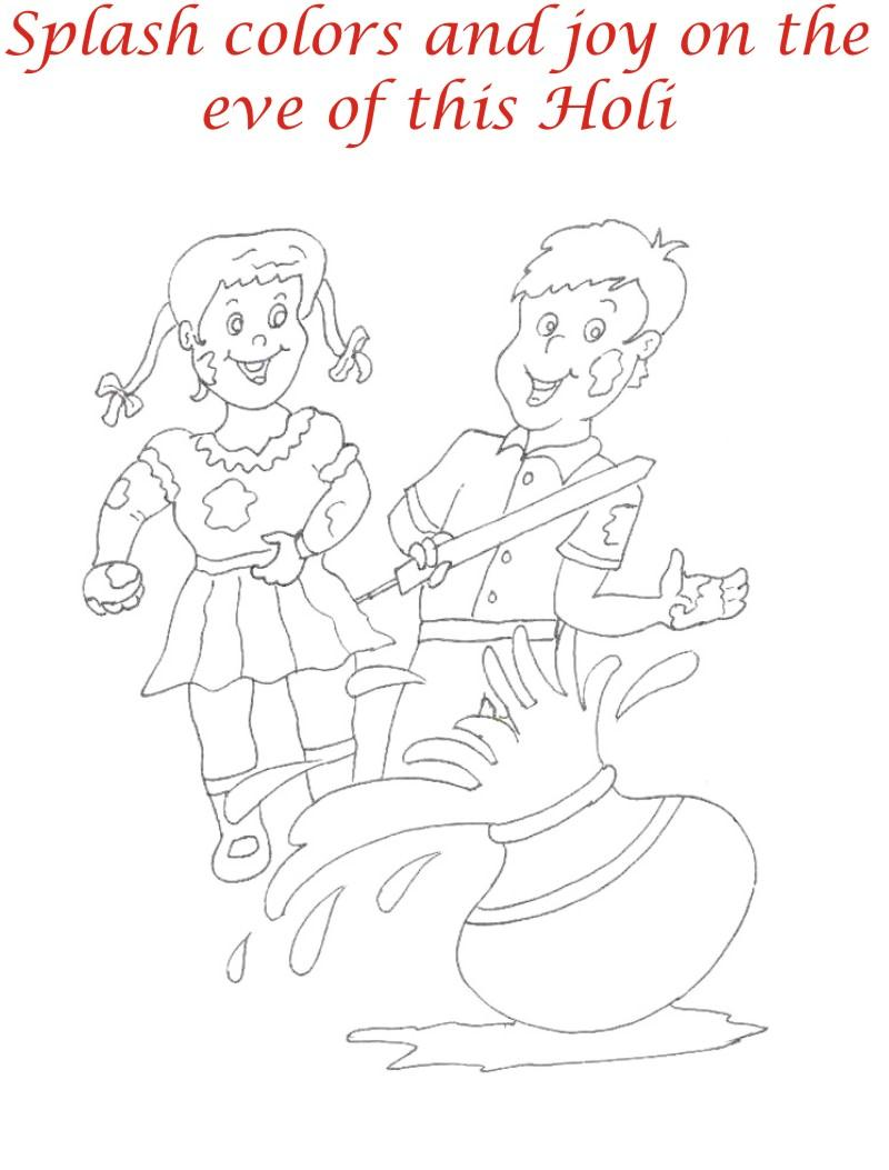 festival coloring pages - photo#23