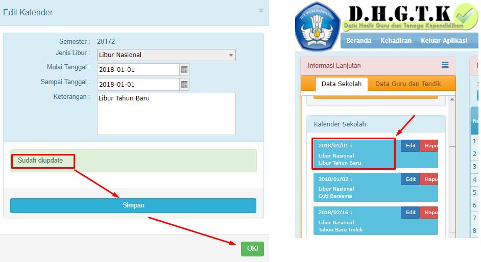 Link Login Dhgtk Serta Cara Login Kepala Sekolah Dhgtk Filenya