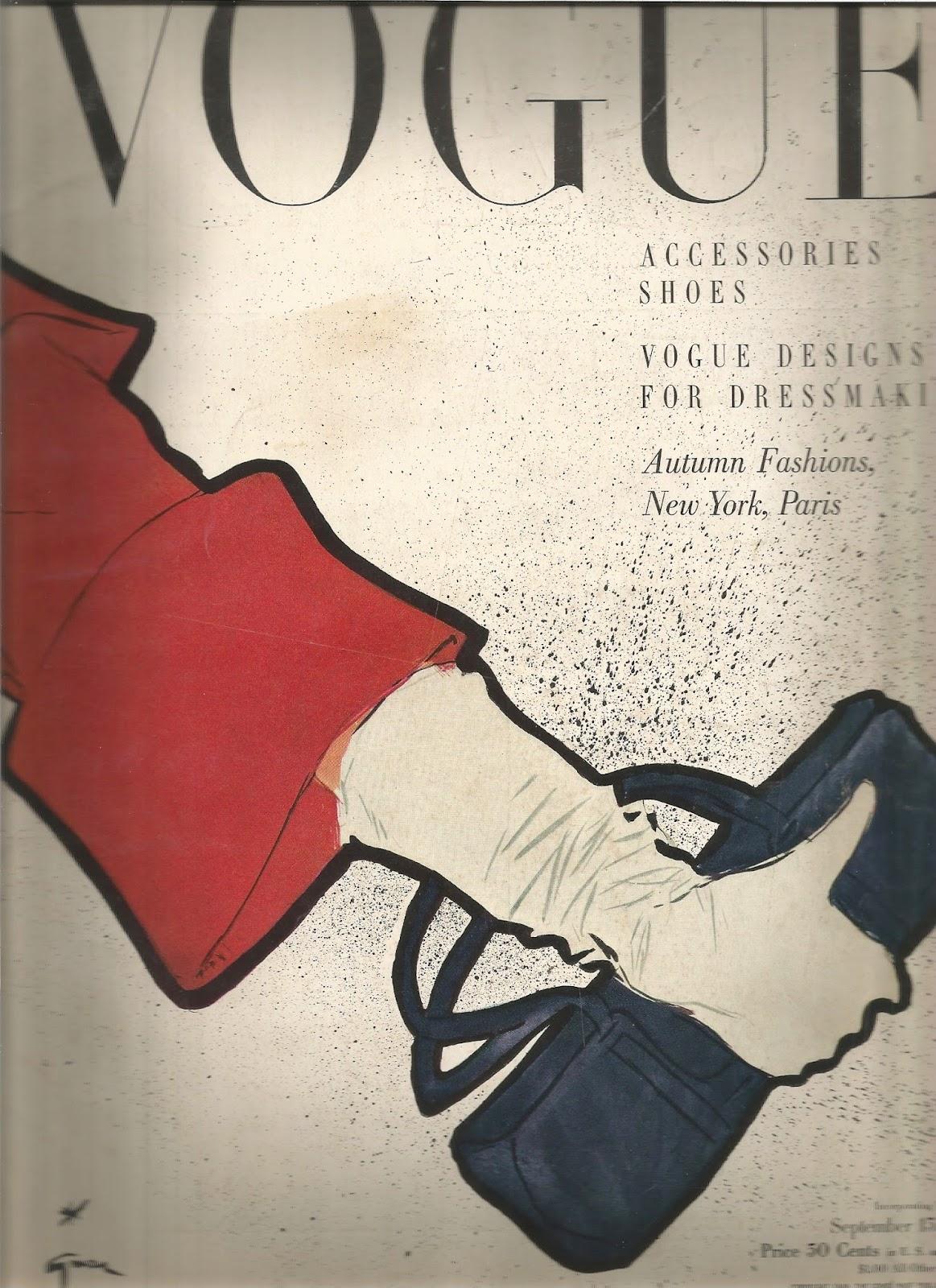 Vogue September 1 1949