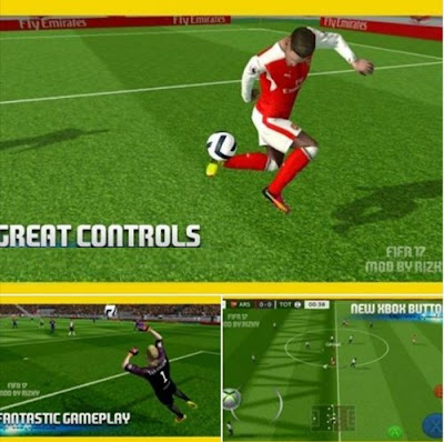 FTS Mod FIFA 17 v2 by Rizky Apk + Data Obb-1