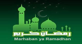 gambar Marhabban Ya Ramadhan