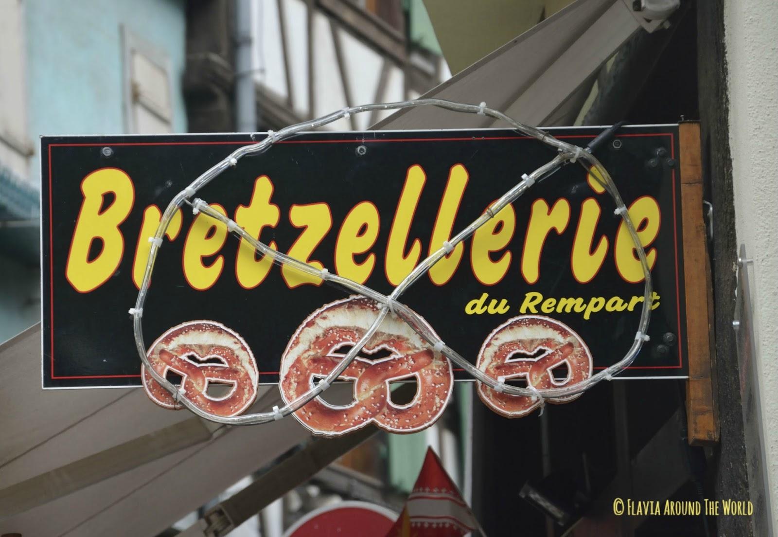 Mezcla germano-francesa en Eguisheim