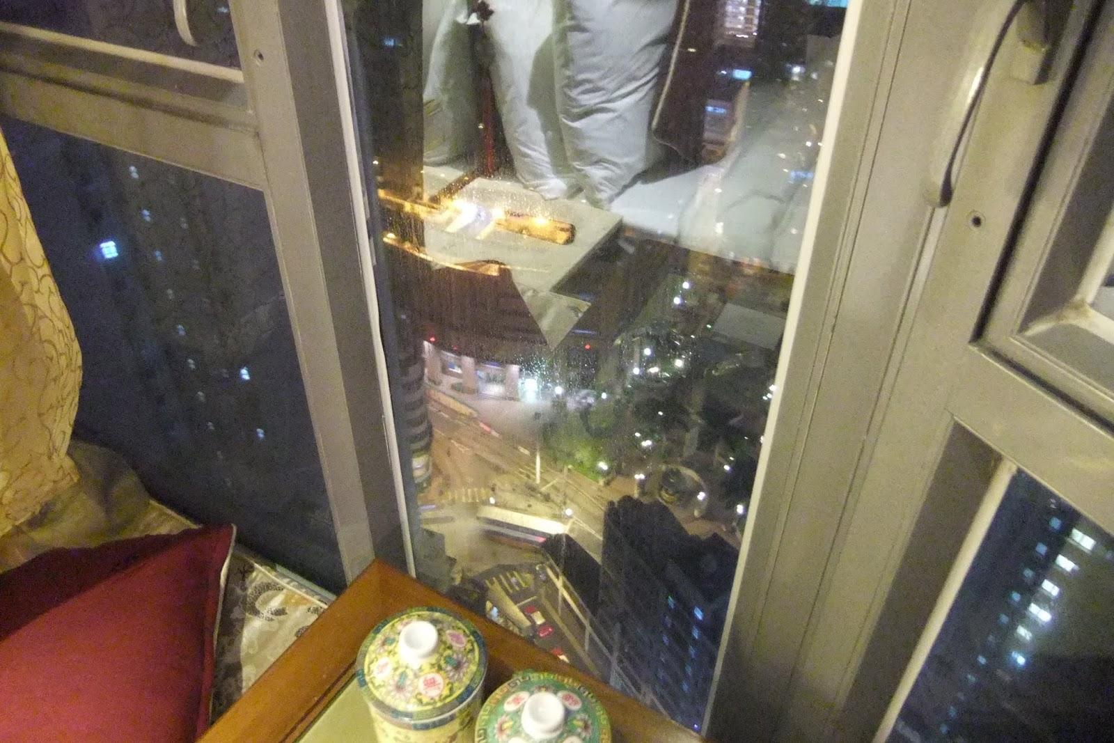 city-view ホテルからの眺め