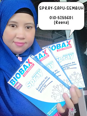 COD Biobax Cool Theraphy di Kuching