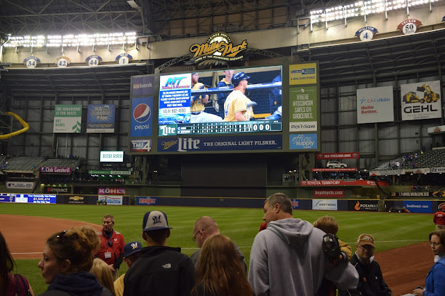 Miller Park, Milwaukee Brewers, Milwaukee