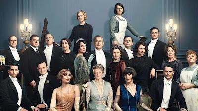 Junho no Telecine - Downton Abbey