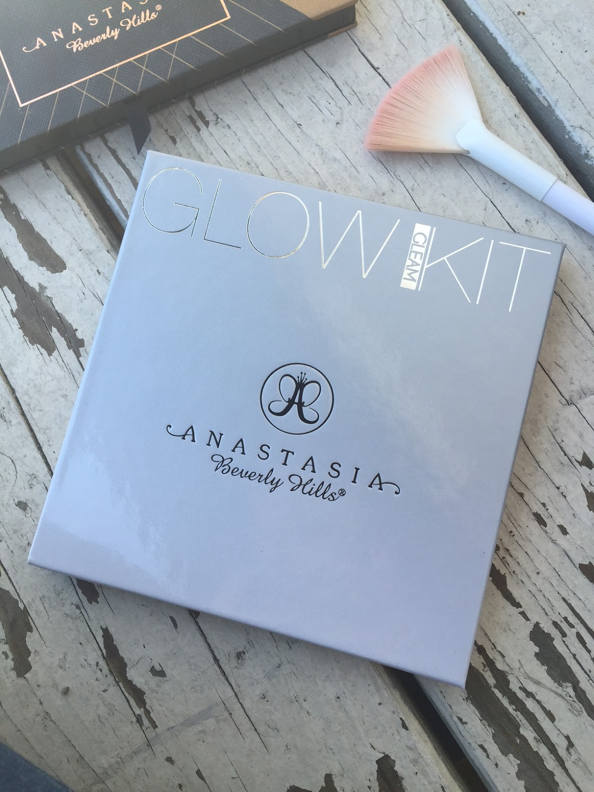 ABH Glow Kit Swatches Review