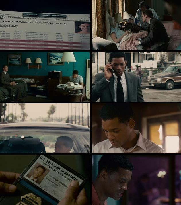 Seven Pounds 2008 Dual Audio Hindi 720p BluRay
