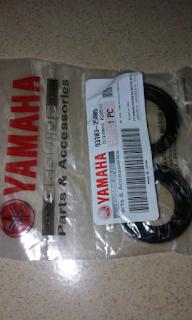 Gambar oil seal original Yamaha