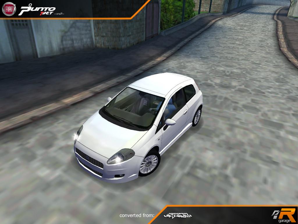2005 Fiat Grande Punto
