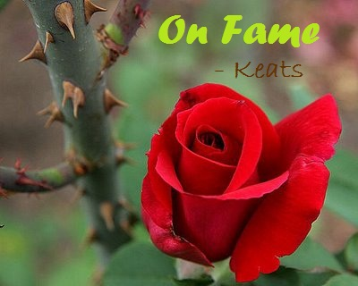 Summary and Analysis of Keats's Sonnet,