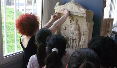 Μαθητές στο Κιλκίς αναδεικνύουν με έξυπνο τρόπο αρχαία μνημεία