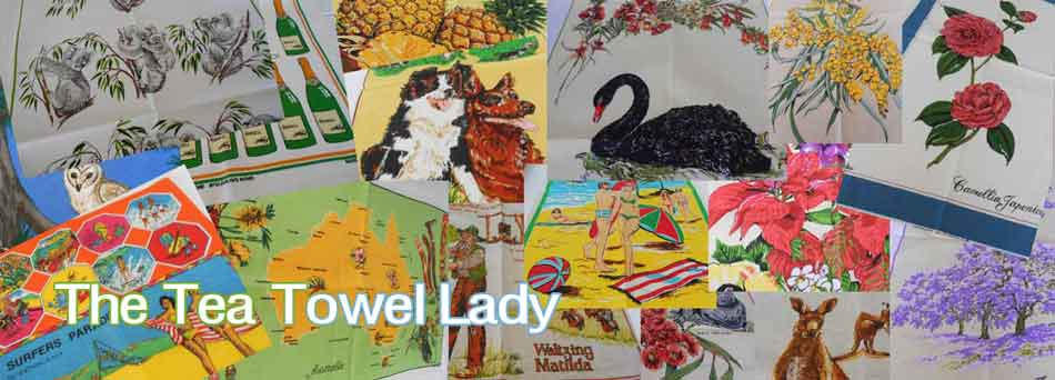 The Teatowel Lady