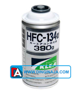 refrigeran AC mobil R-134a