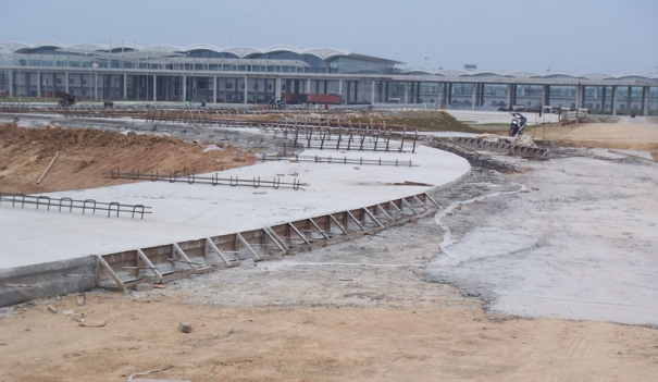 pembangunan bandara