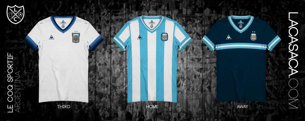 8fac5662591be Site cria novas camisas inspiradas na Le Coq Sportif - Parte 01 ...