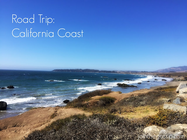 Road Trip: California Coast