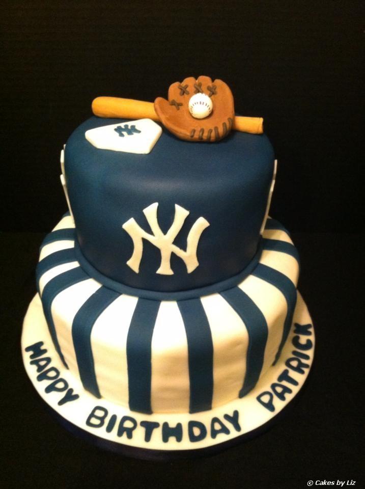 Amazing New York Yankees Decorating Ideas Sports Themed Weddings Sports Funny Birthday Cards Online Benoljebrpdamsfinfo