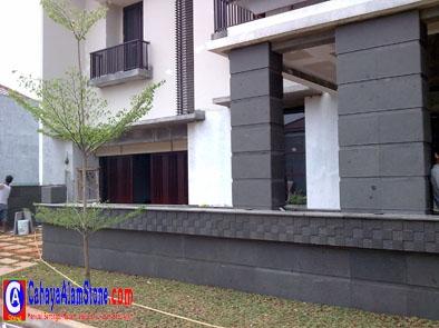 Macam Macam Batu Alam Untuk Dinding Rumah