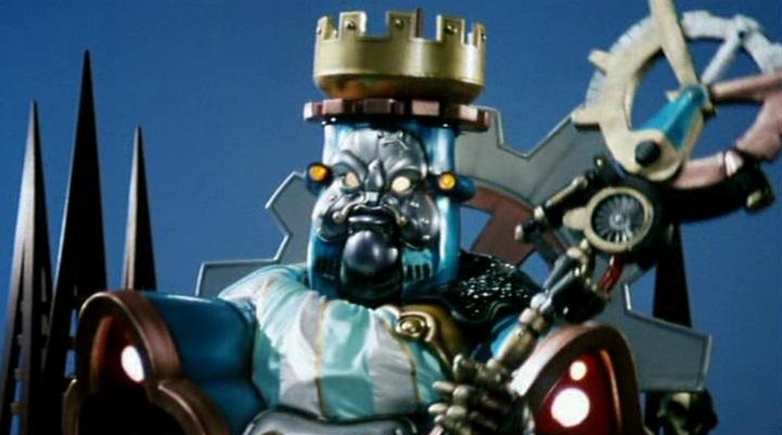 Power Rangers Queen Machina