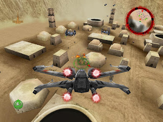 Star Wars Rogue Squadron download free pc game