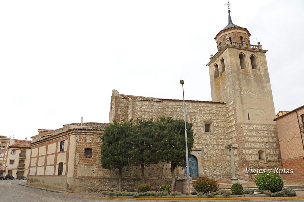 Iglesia de San Juan, Arévalo