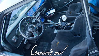 Chevrolet Monte Carlo Drag Car Interior