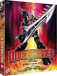 "Japan Weekend Anime licencia ""Mazinkaiser SKL"""