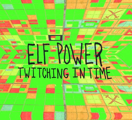 8155a5b96 One of the most joyous and at the same time melhancoli album of the year,  'Twitching In Time' by Elf Power it's an album that's surely going to be ...