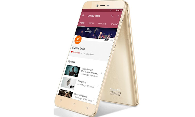 Gionee P7 Smartphone | Specifications & Price