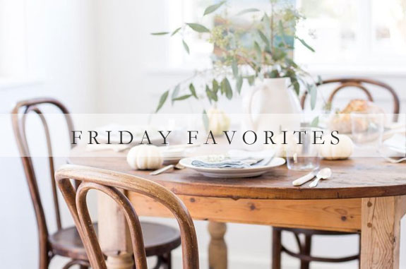 Friday favorites anderson grant