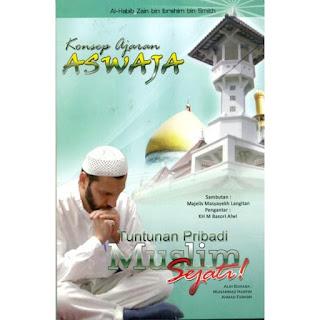 Buku Konsep Ajaran Aswaja | Toko Buku Aswaja Surabaya