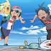 Capitulo 8 Serie Pokémon Temporada 23 ¡No pierdas Piplup! ¡Carrera de témpanos de hielo en Sinnoh!