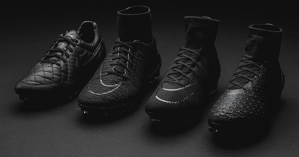 58a89e26a Nike 2015-2016 Academy Black Pack Boots Released - Leaked Soccer