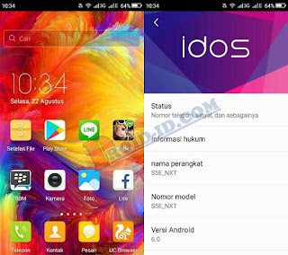 Cara Upgrade Advan S5E NXT Ke Android Marshmallow
