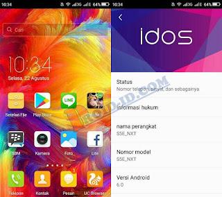 Cara Upgrade Advan S5E NXT Ke Android Marshmallow