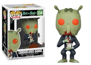 Funko Pop! Cornvelious Daniel