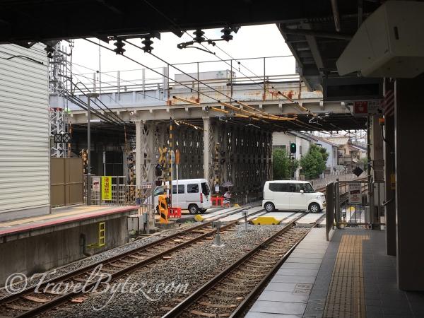 Tofukuji Station