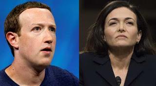 Civil rights groups call on Mark Zuckerberg, Sheryl Sandberg to step down